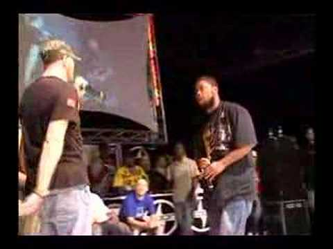 Plato vs. Reef - Scribble Jam 2006