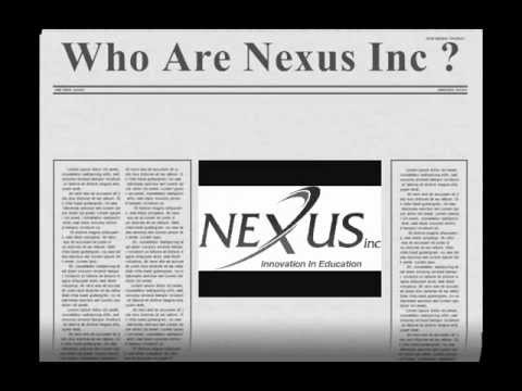 Nexus Inc Training Introduction