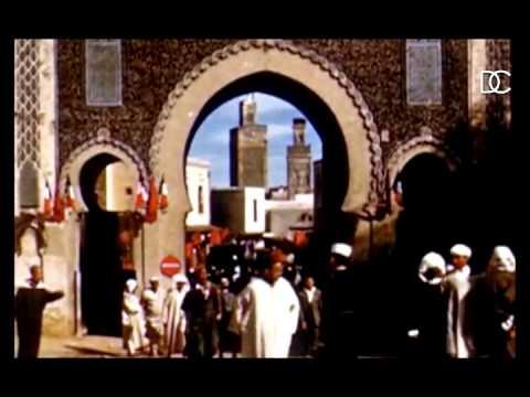 Video rare du Maroc dans les années 50