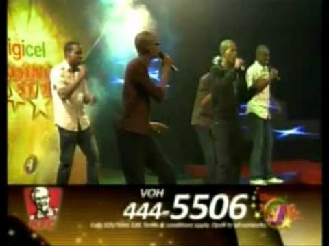 TVJ: ★ V.O.H. PERFORMING B. LEVY - I'M TOO EXPERIENCED ON RISING STARS ★ {JAMAICA}