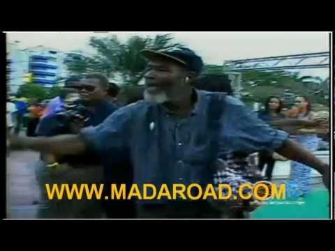 Rasta Gets Upset And Stage Protest Over The Red, Green & Gold Carpet  At Bob Marley's Film Premier
