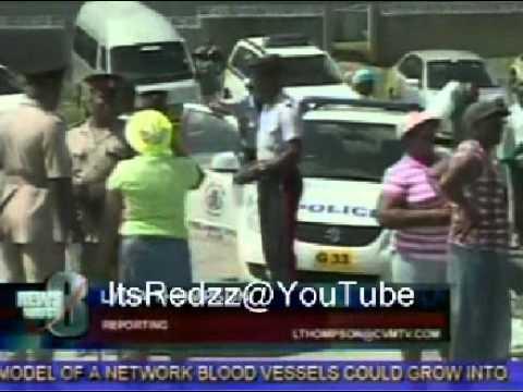 CVM - NEWS WATCH - MONDAY (JAMAICA) (JULY 2ND 2012) (PART 2)