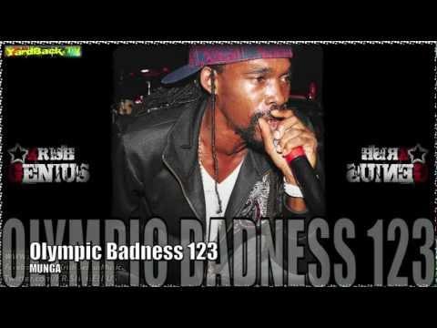Munga - Olympic Badness 123 - Aug 2012