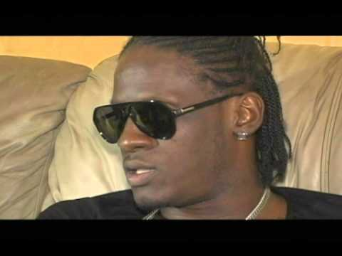 Aidonia speaks on how he got his break in the Music Industry (TV interview)