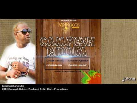 Lavaman - LONG LIKE [2013 Grenada Soca]