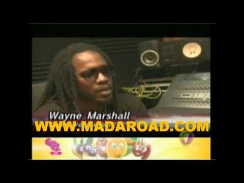 Wayne Marshall Talks About Jr Gong, New Album , Touring With The Marley's + More