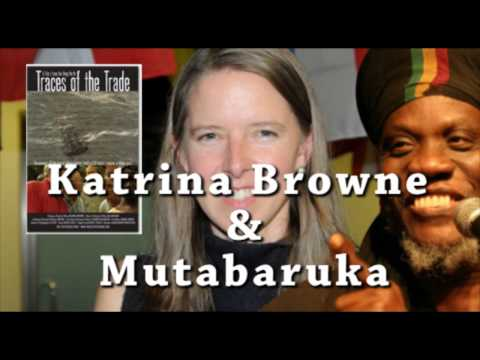 Katrina Browne tells Muta her Family was the biggest Slave traders in the USA