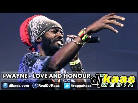 I-Wayne - Love and Honour for Mama (May 2014) Brick Fence Productions | Reggae