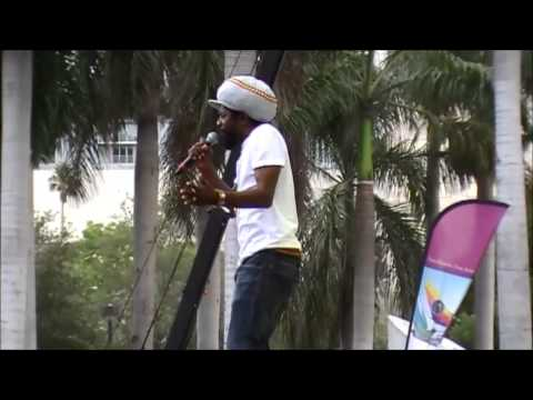 Coco Tea live at Best of the Best Concert 2014 - Dancehall USA