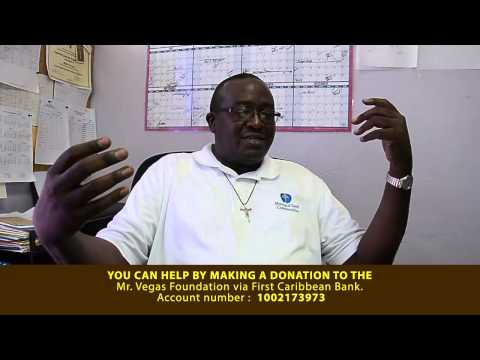 Father Garvin Augustine Talks About the Mr. Vegas Foundation