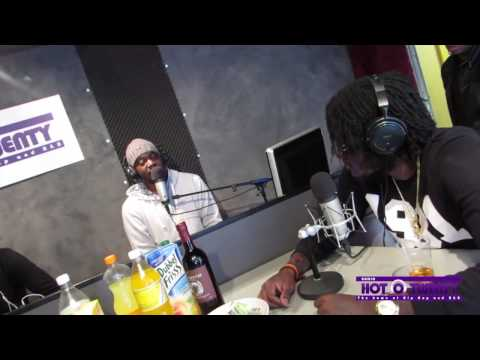 Aidonia & Deablo Talks About Their Journey in The Music on 2015 European Tour