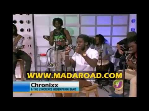 Chronixx Performs Give Me A Try x Champion x Like A Whistle x Spirulina On Smile Jamaica