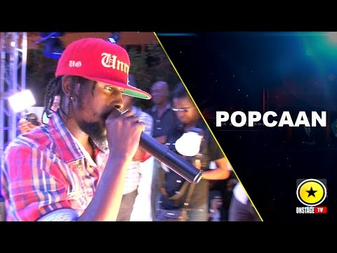 Popcaan and Friends LIVE at Absinthe 10 WAY UP!