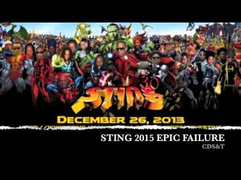 Sting 2015 The Flop - Review Of Sting Dancehall 2015 - Sting 2015 Police Lock It Off