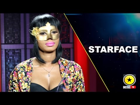 Onstage - Starface: Yes mi get booed but....