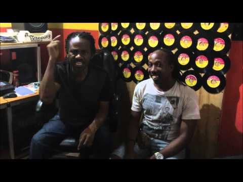 Singing Sweet  Exclusive Interview   in the Hot Seat , with Wayne Lonesome  Reggae History