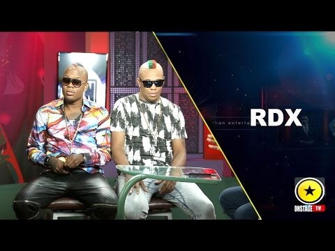 Onstage - RDX Reveals Side Chick For Valentines