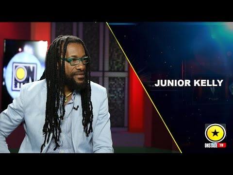 Onstage: Junior Kelly Takes Aim At Jamaica With 10th Album