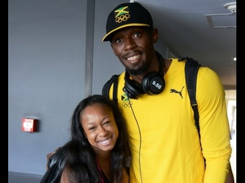#RioToday: Jamaican athletes at training camp