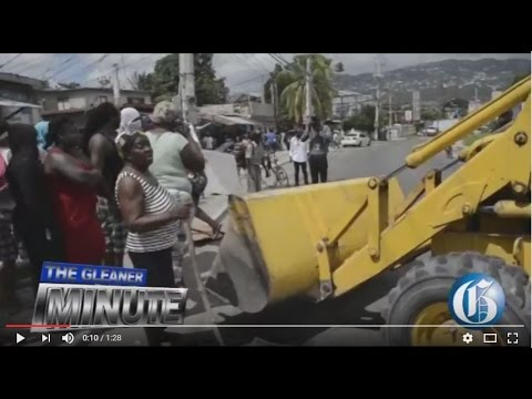 THE GLEANER MINUTE: Demolition delay ... UWI says sorry ... 'Missing' Mandeville doc loses job