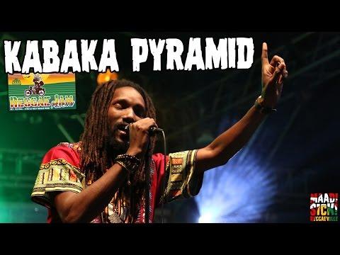 Kabaka Pyramid @Reggae Jam 2016