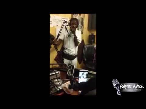 GULLY BOP LIVE IN STUDIO - FREESTYLE EXPLICIT | DISS AMARI & HER FANS | JULY 2016