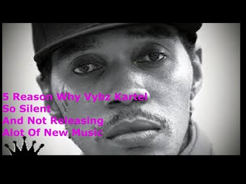 5 Reason Why Vybz Kartel So Silent And Not Releasing Alot Of New Music Lately