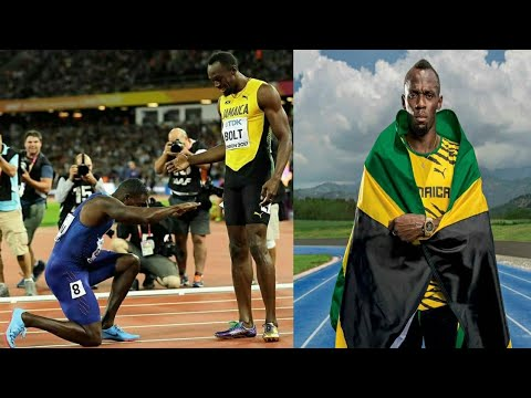 Usain Bolt Apologies After Losing Final Race