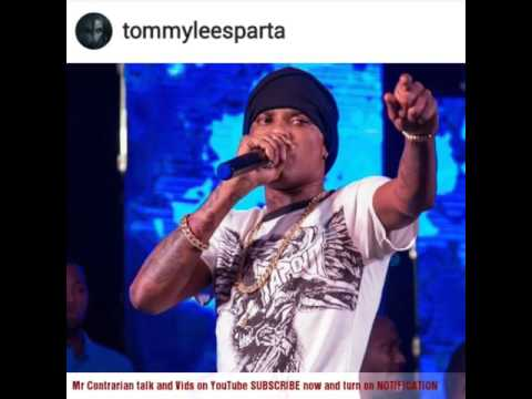 Tommy Lee Sparta Pleads For Peace in Montego Bay