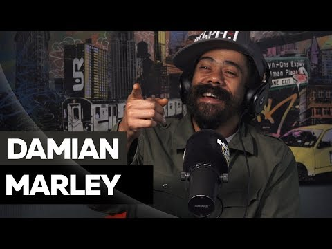 Damian Marley On Working w/ Jay-Z, Family Reunion + Legalization of Marijuana
