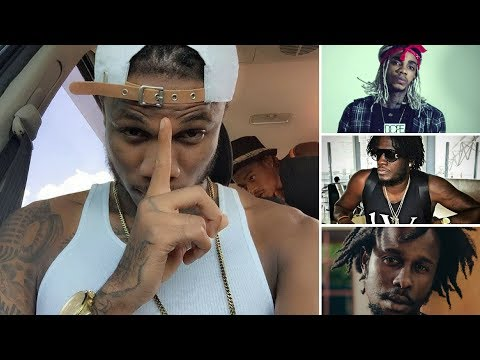 MASICKA DISS  AIDONIA & OTHER DANCEHALL ARTIST SAY A HIM RUN THE GRUNG