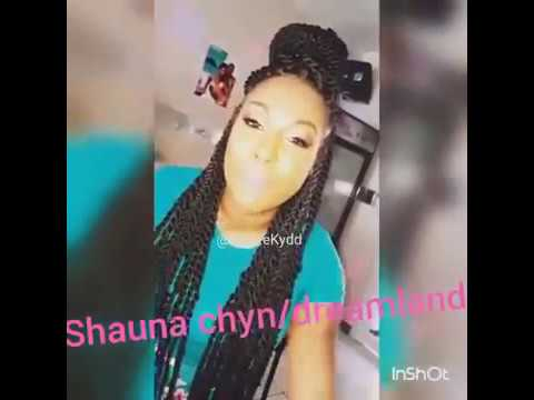 Shauna Chin Responds To Ninja Man Diss and says because him never get nothing (Preview) Aug 10 2017