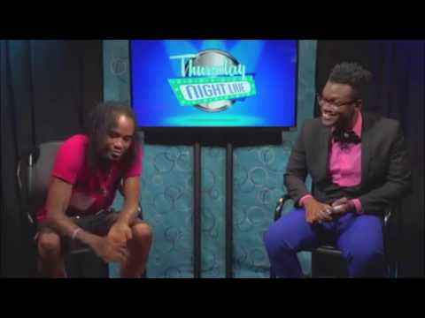 Tommy Lee talks Calab with Alkaline and Sabatage at Sumfest Best Copy Audio fixed DCS TV