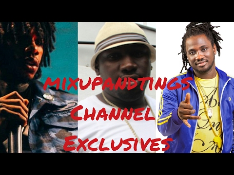 I Octane Banned From Sumfest 2017. Footahype Explains & Alkaline the Cause of it ?