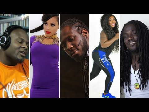 I-OCTANE & SPICE IN A RELATIONSHIP SAYS RICHIE FEELINGS & CLAIMS ISHAWNA PUT BUMPER ON SKATTA FACE