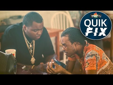 Sean Kingston signs Tommy Lee, Ninjaman vs Shauna Chyn, Facebook Hero long breast video | Quik Fix