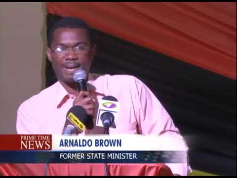 Arnaldo Brown Blasts Audley Shaw's For His $8M Phone Bill - TVJ Prime Time News - July 17 2017