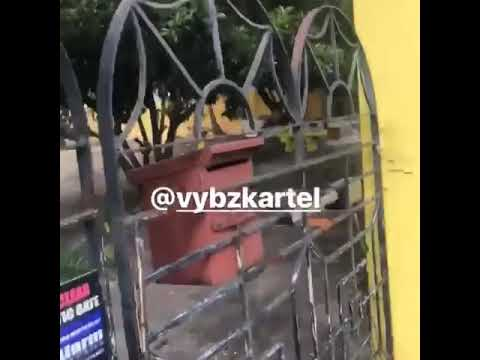 #Popcaan taking a stroll down memory lane this Sunday with #VybzKartel