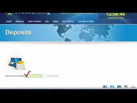 Первые шаги в ProfitClicking (JustBeenPaid)