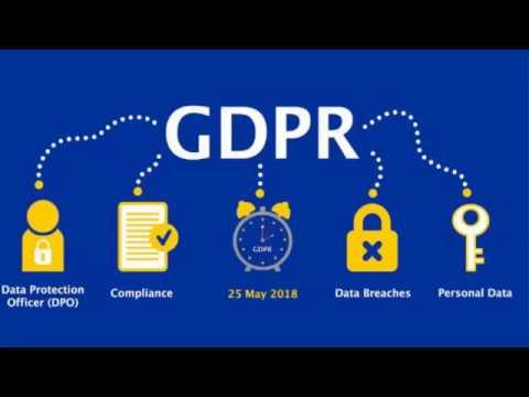 GDPR — новые правила и как сменить код на форму подписки для страницы захвата