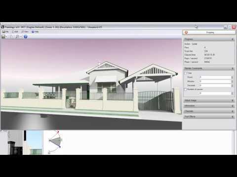 Rhino 4 - Flamingo NXT Basic Background Environments