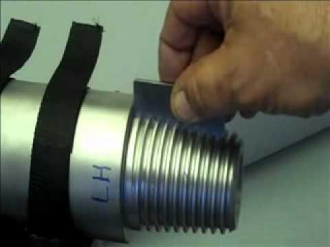 Gagemaker JSS NC23 Pins (LH RH) Pitch Diameter Measurement