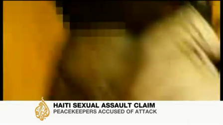UN Peacekeepers removed from Haiti after sexual assault char