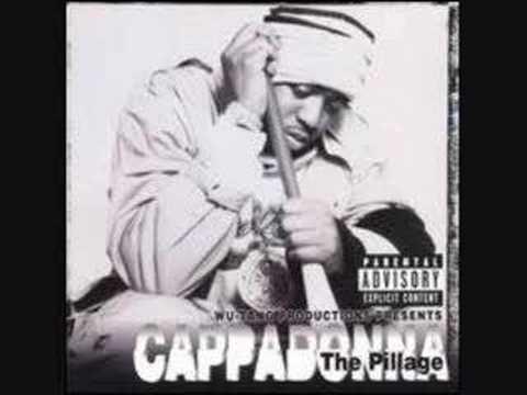 Cappadonna - Dart Throwing