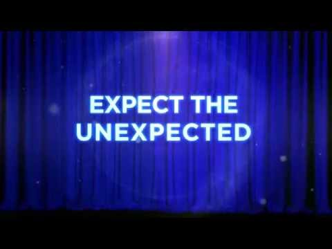 Expect the Unexpected at 888poker!