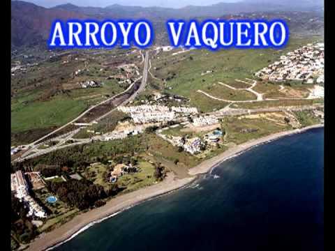 Playas de Málaga 1ª Parte Chullera, Manilva, Sabinillas, Casares y Estepona