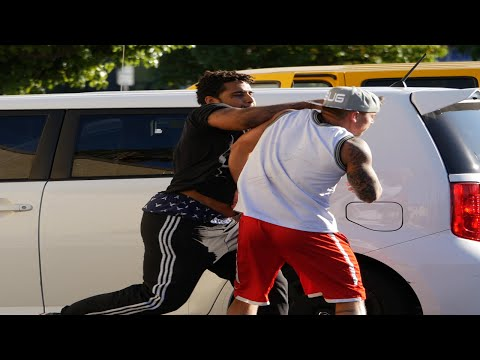 How to win street fights in the hood!! Epic!! funny videos - funny pranks