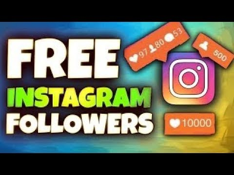 ⭐ Free Instagram Followers - How To Get Free Followers On Instagram [IOS/Android/NEW] 2017 ⭐