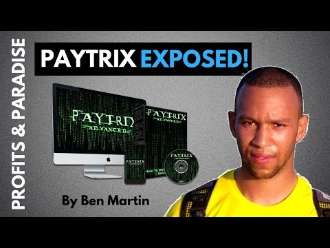 Paytrix Review & Bonus: Don't Buy Paytrix Without Watching This Interview!