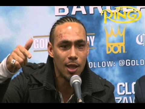 Thurman and Malignaggi get heated at post-fight presser